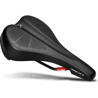 Cube Sattel Comfort EXC, black