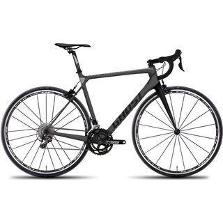 Ghost Nivolet Tour LC 2 2016, gray/silver - Rennrad
