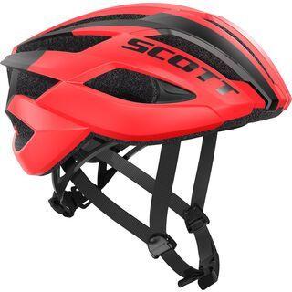 Scott Arx Helmet, red - Fahrradhelm