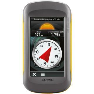 Garmin Montana 600 (Bundle mit Topo Deutschland V7 Pro) - GPS-Gerät