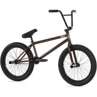Fiend Type B+ 2020, gloss brown - BMX Rad