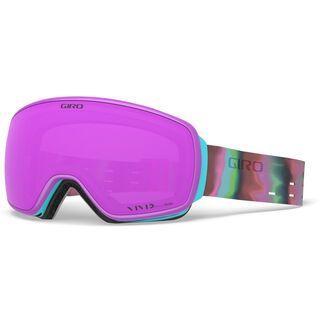 Giro Eave inkl. WS, aura/Lens: vivid pink - Skibrille