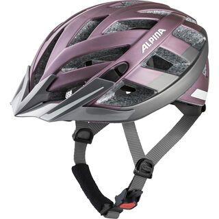Alpina Panoma 2.0 City, rose-darksilver reflective - Fahrradhelm