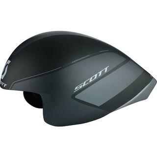 *** 2. Wahl *** Scott Split, black matt - Fahrradhelm | Größe M // 55-59 cm