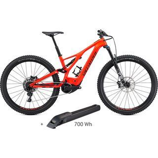 Specialized Turbo Levo FSR Comp Carbon - 1200 Wh 2019, rocket red/black - E-Bike