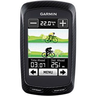 Garmin Edge 800 (Bundle mit Topo Deutschland V6 Pro) - GPS-Gerät