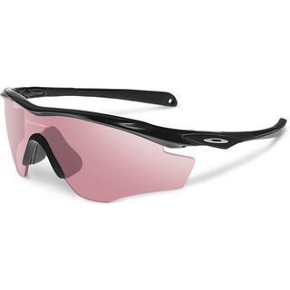 Oakley M2 Frame, polished black/G30 iridium - Sportbrille