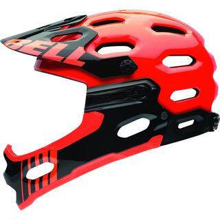 Bell Super 2R MIPS, infrared - Fahrradhelm