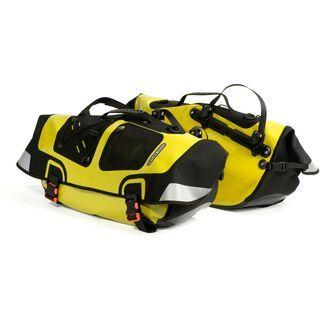 Ortlieb Liegeradtaschen (Paar), gelb-schwarz - Fahrradtasche