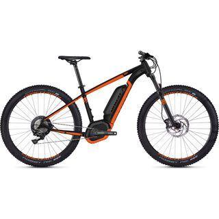 Ghost Hybride Teru B5.7+ AL 2018, black/neon orange - E-Bike