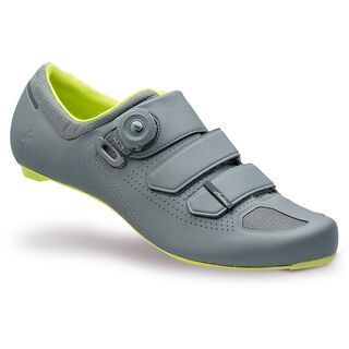 Specialized Audax, charcoal/green - Radschuhe