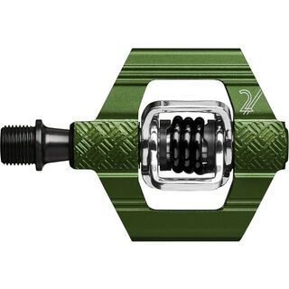 Crank Brothers Candy 2, green - Pedale