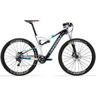 *** 2. Wahl *** Cannondale Scalpel 29 Carbon 2 2014, blau - Mountainbike | Größe L // 48,5 cm