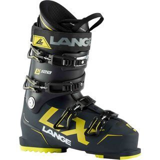 Lange LX 120 2021, deep blue/yellow - Skiboots