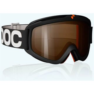 POC Iris Comp, Black - Skibrille