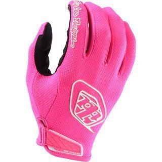 TroyLee Designs Air Glove Solid, flo pink - Fahrradhandschuhe