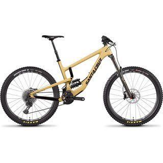 Santa Cruz Nomad CC XX1 Coil 2018, tan/black - Mountainbike