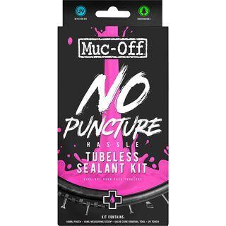 Muc-Off No Puncture Hassle Tubeless Sealant Kit - 140 ml - Reifendichtmittel