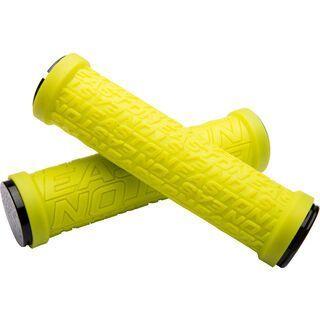 Easton Lock-On Grips, yellow - Griffe