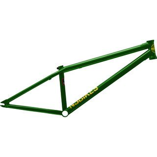 NS Bikes Capital 26 Frame 2019, trans green