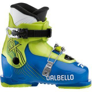 Dalbello CX 2.0 Junior 2019, blue/apple - Skiboots