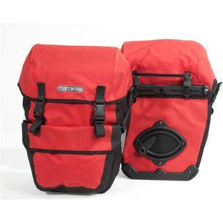 Ortlieb Bike-Packer Plus, rot-schwarz - Fahrradtasche