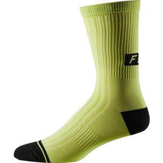 Fox 8 Trail Sock, sulphur - Radsocken