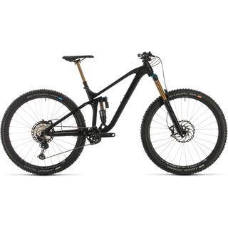 Cube Stereo 170 SL 29 2020, Black anodized - Mountainbike