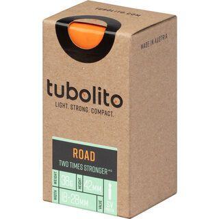 Tubolito Tubo Road 42 mm - 700C x 18-28C orange