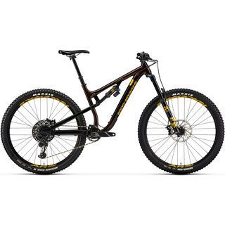 Rocky Mountain Instinct Alloy 50 BC Edition 2019, brown/yellow/black - Mountainbike