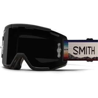 Smith Squad MTB Brandon Semenuk inkl. WS, Lens: cp sun black - MX Brille