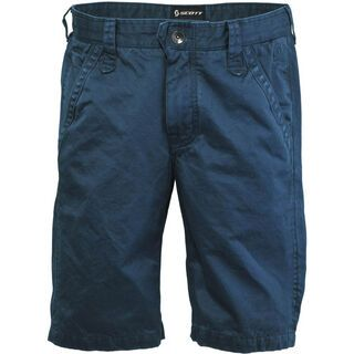 Scott Short Chino, night blue - Shorts