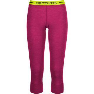 Ortovox 105 Merino Ultra Short Pants W, dark very berry - Unterhose