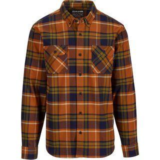 Dakine Reid Tech Flannel, leather brown - Hemd