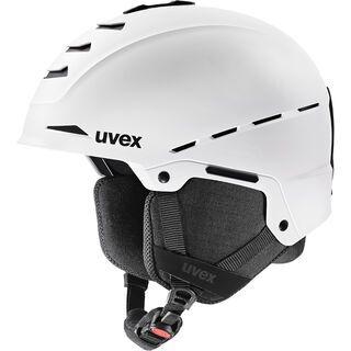 uvex legend, white mat - Skihelm
