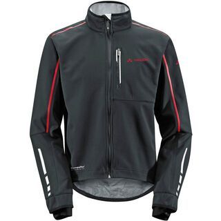 Vaude Men's Prio Softshell Jacket , black - Radjacke