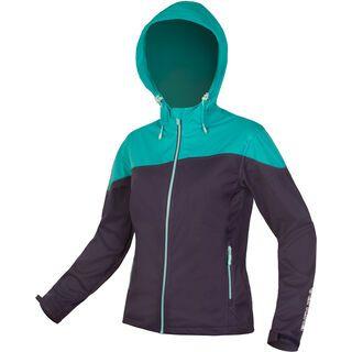 Endura Wms SingleTrack Softshell Jacket, marineblau - Radjacke