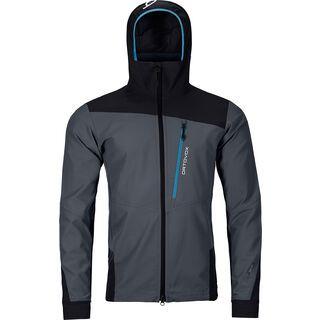 Ortovox Merino Shield Tec Pala Jacket M, black steel - Jacke
