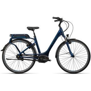 *** 2. Wahl *** Cube Travel Hybrid Pro 400 Easy Entry 2016, darkblue´n´flashblue - E-Bike | Größe 50 cm