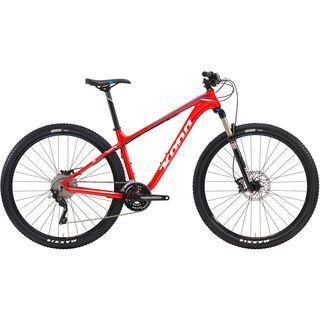 Kona Kahuna DL 2016, red/white - Mountainbike
