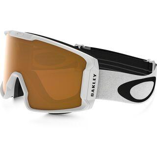 Oakley Line Miner, matte white/Lens: persimmon - Skibrille