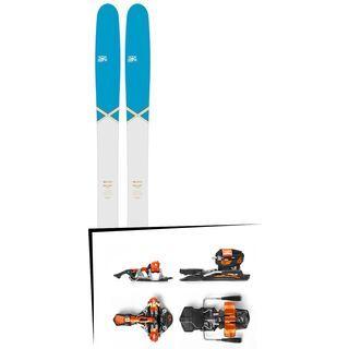 Set: DPS Skis Wailer 112 RP2 Pure3 2016 + G3 Ion 12 (1716205)
