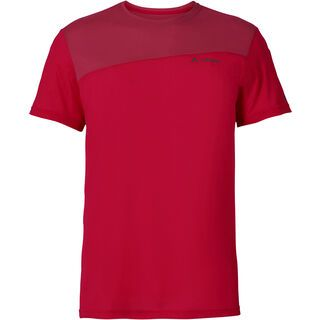 Vaude Men's Sveit T-Shirt, dark indian red - Radtrikot