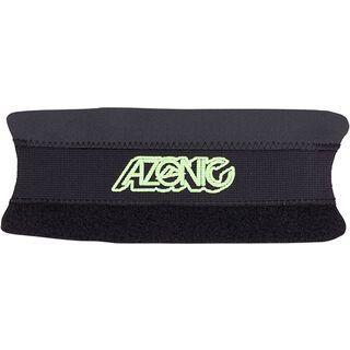 Azonic Umma Gumma Chainstay Protection, black/neon green - Kettenstrebenschutz