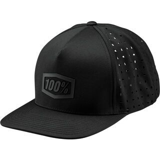 100% Palace Snapback Hat, black - Cap