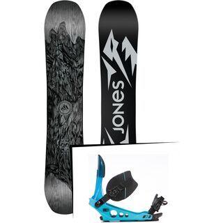 Set: Jones Ultra Mountain Twin 2019 + K2 Lien FS (1919516S)