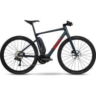 BMC Alpenchallenge AMP Cross LTD 2020, steel blue - E-Bike