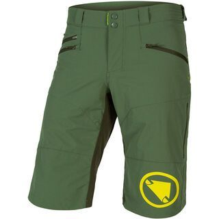 Endura SingleTrack Short II forest green