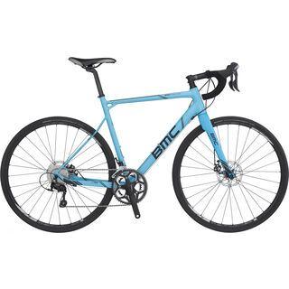 BMC Granfondo GF02 Disc 105 2016, blue - Rennrad