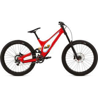 Specialized Demo 8 I Carbon 2018, red/blue - Mountainbike